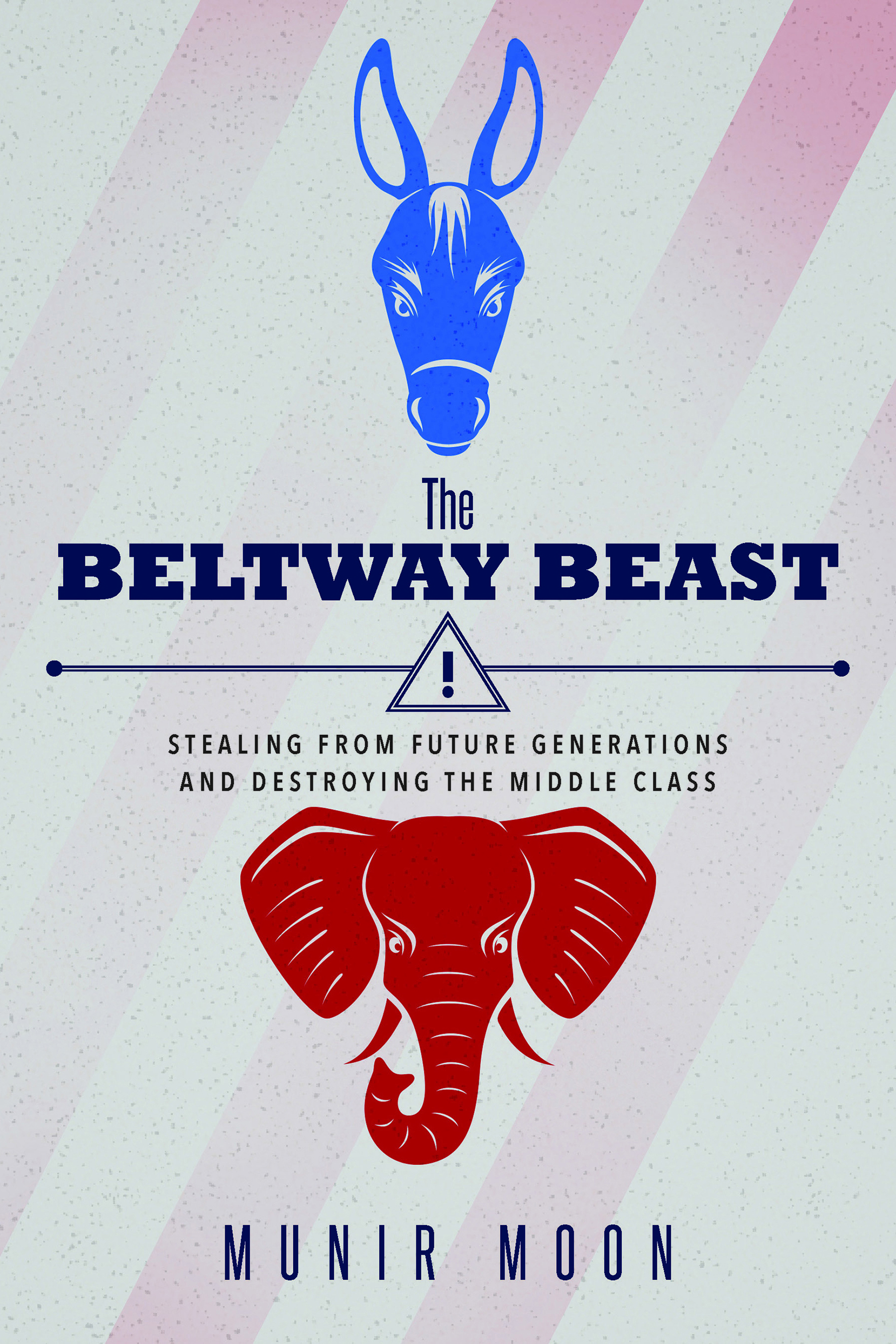 The Beltway Beast -High Resolution Front Cover - 6x9